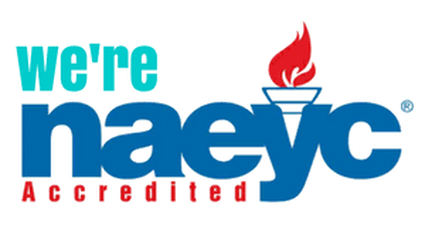 We are NAEYC accredited